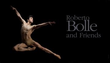 Baletni gala koncert Roberto Bolle i prijatelji u zagrebačkom HNK-u