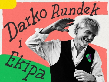 Darko Rundek i Ekipa - Tamni jorgovan