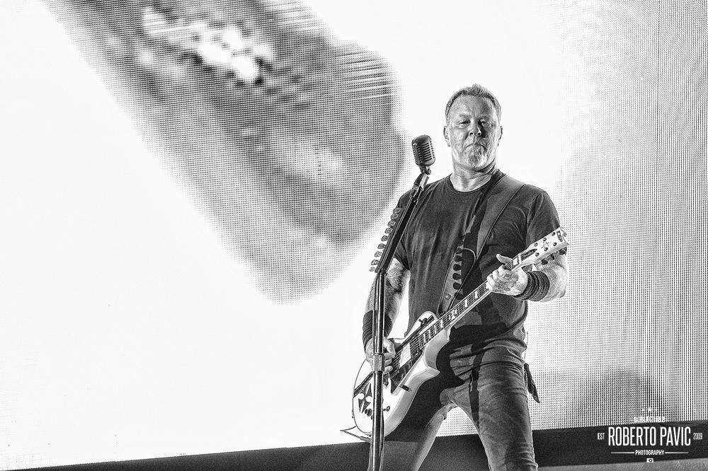 Metallica na Rock In Vienna (Foto: Roberto Pavić)