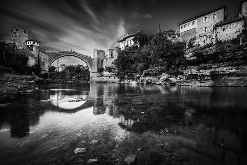 Gradovi na vodi: Mostar (Foto: Roberto Pavić)
