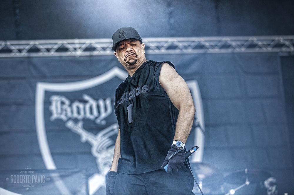 Body Count na Rock In Vienna (Foto: Roberto Pavić)