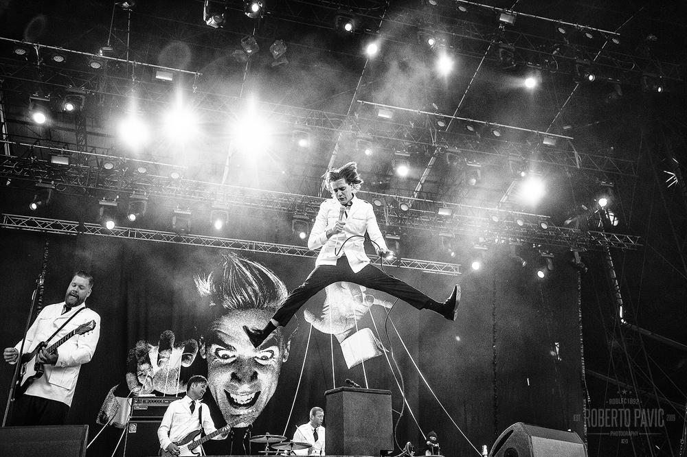 The Hives na Rock In Vienna (Foto: Roberto Pavić)