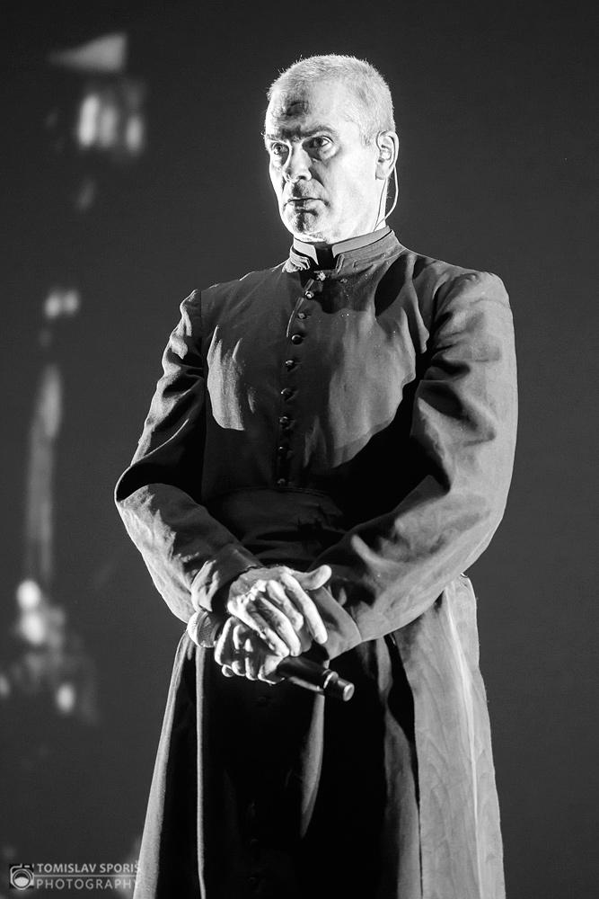 Henry Rollins (Gutterdämmerung) na INmusic festivalu (Foto: Tomislav Sporiš)