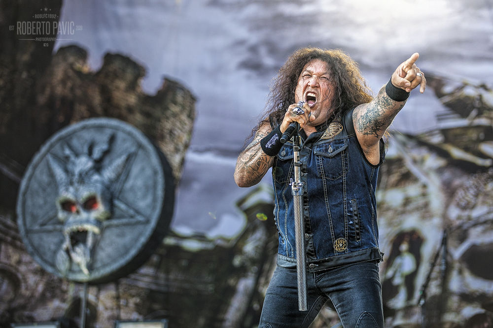 Testament na Rock In Vienna (Foto: Roberto Pavić)