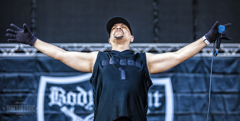 Body Count na Rock In Vienna (Foto: Roberto Pavić)