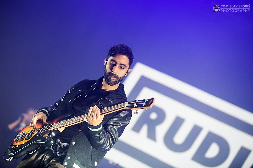 Rudimental na INmusic Festivalu (Foto: Tomislav Sporiš)