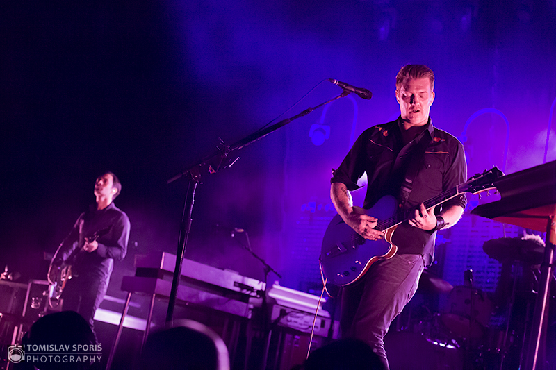 Queens Of The Stone Age na Velesajmu (Foto: Tomislav Sporiš)