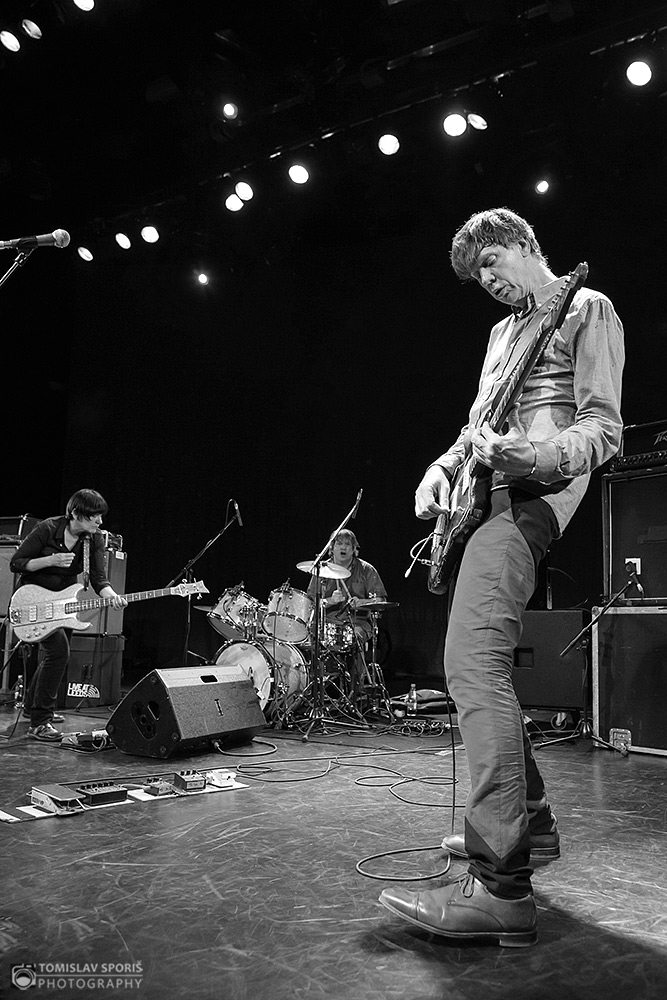 Thurston Moore Band u Kinu Šiška (Foto: Tomislav Sporiš)