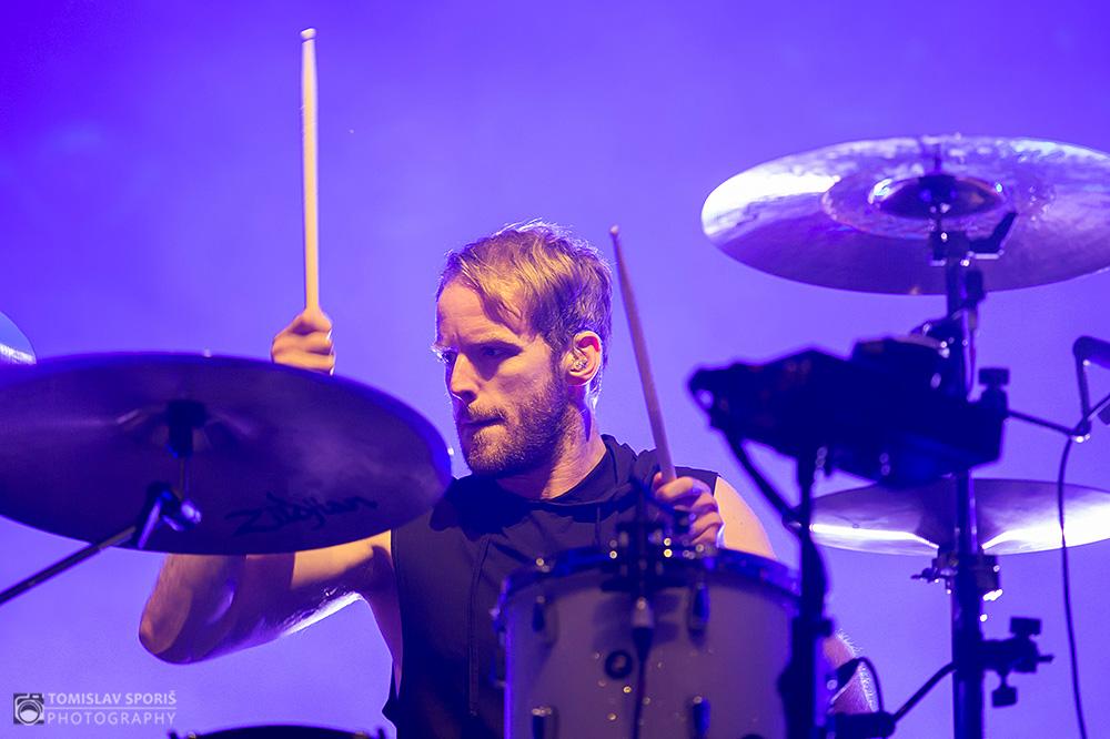 Placebo na 10. INmusic Festivalu (Foto: Tomislav Sporiš)