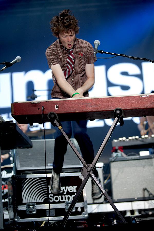 General Elektriks na INmusic Festivalu (Foto: Tomislav Sporiš)