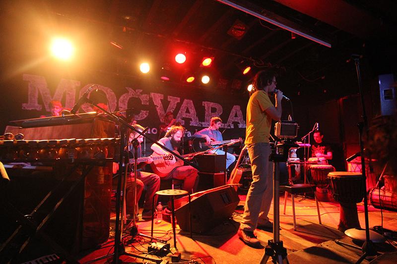 Antenat u Močvari (Foto: Vedran Grgas/Reggae.hr)