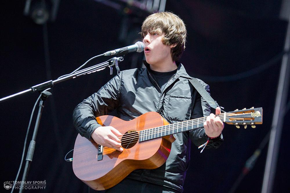 Jake Bugg na INmusic festivalu (Foto: Tomislav Sporiš)