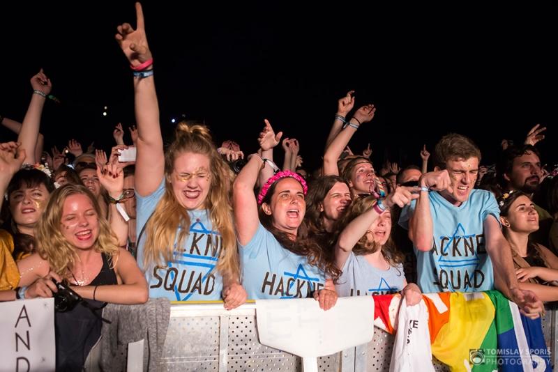 Florence + The Machine na INmusic festivalu (Foto: Tomislav Sporiš)