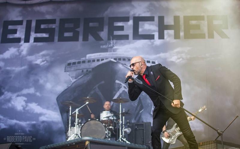 Eisbrecher Official na Rock In Vienna (Foto: Roberto Pavić)