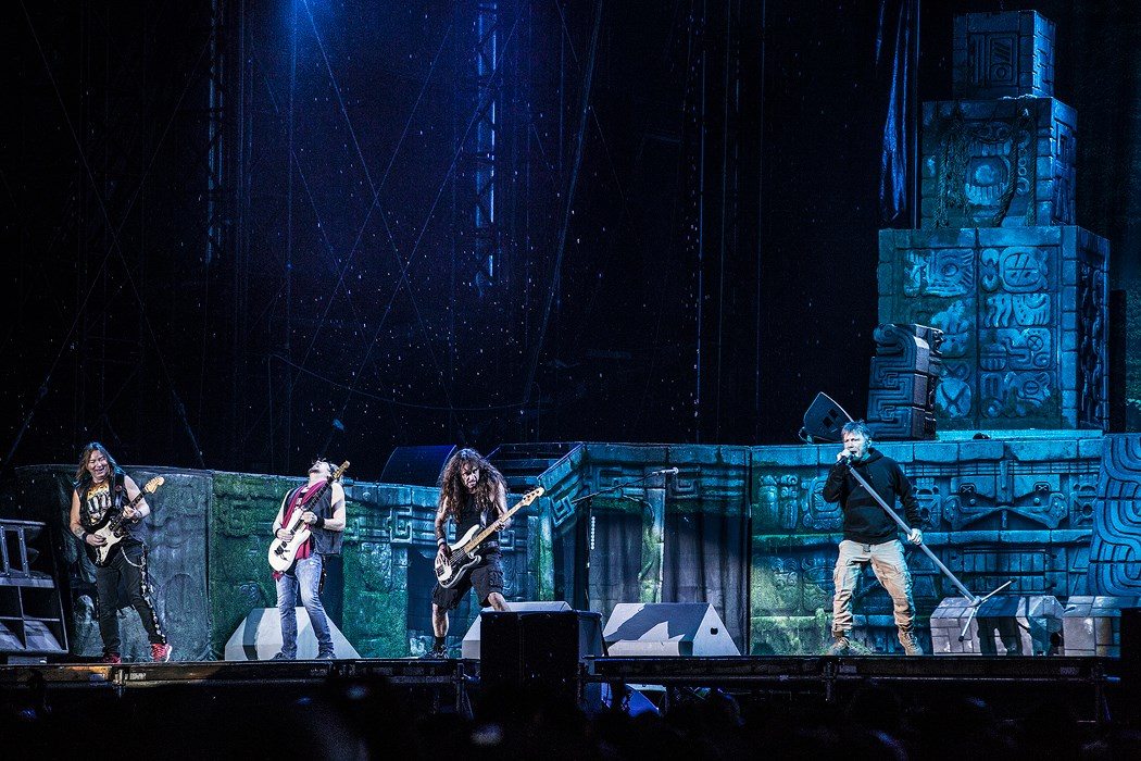 Iron Maiden na Rock In Vienna