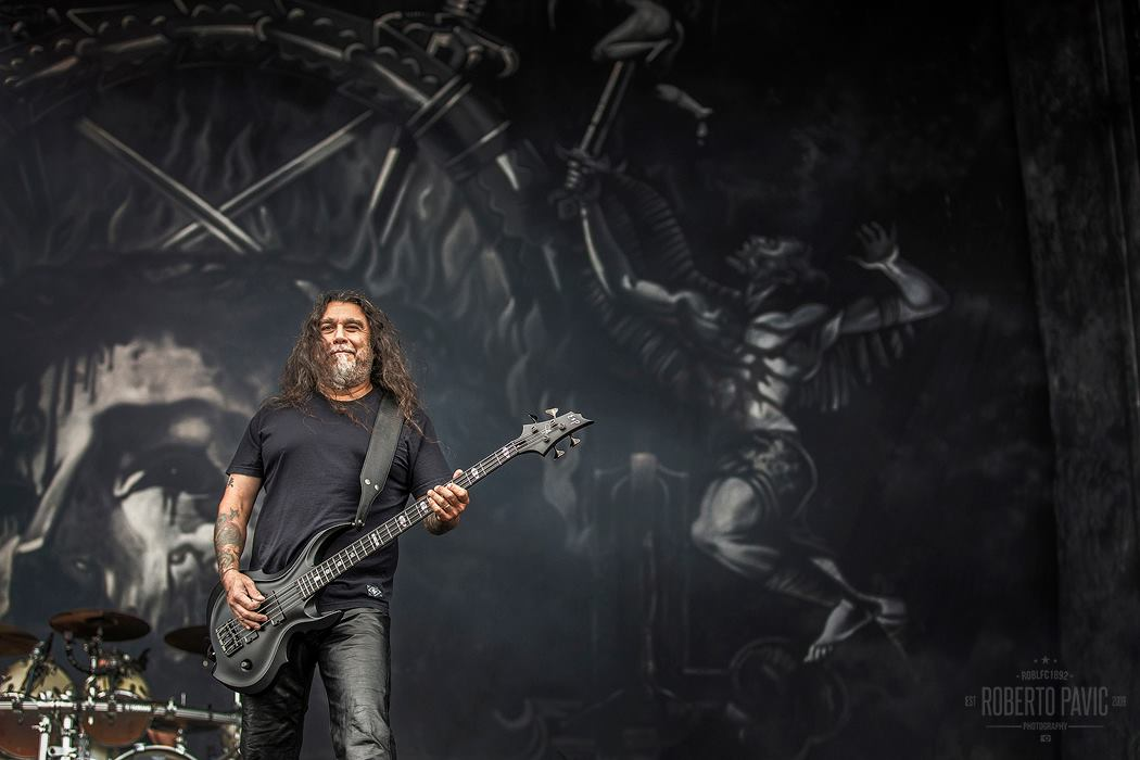 Slayer na Rock In Vienna (Foto: Roberto Pavić)