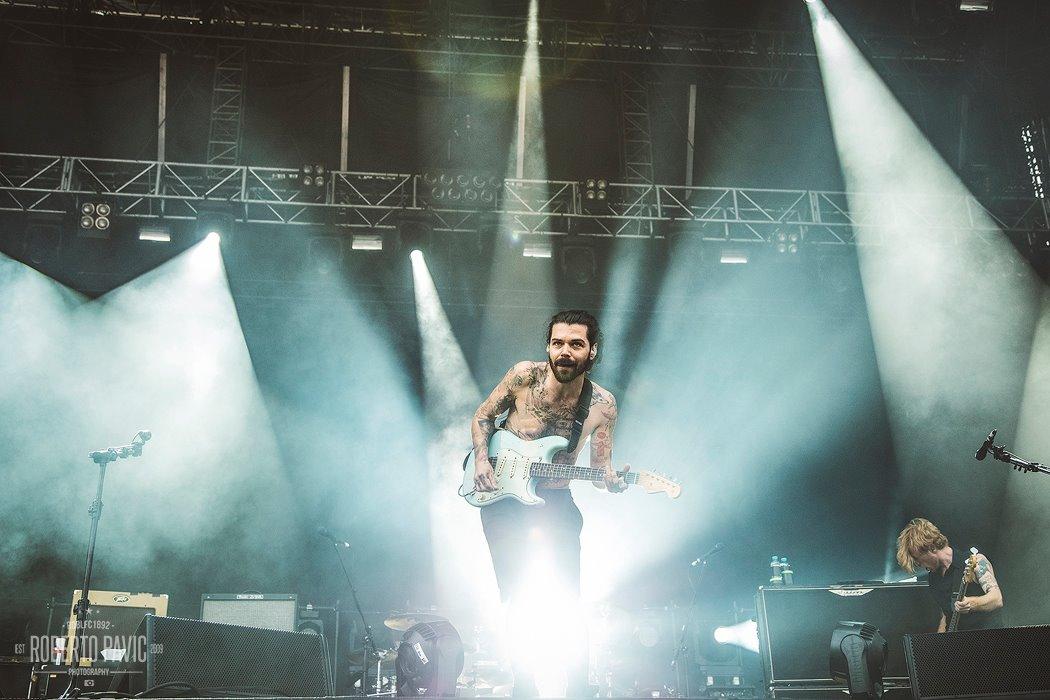 Biffy Clyro na Rock In Vienna (Foto: Roberto Pavić)
