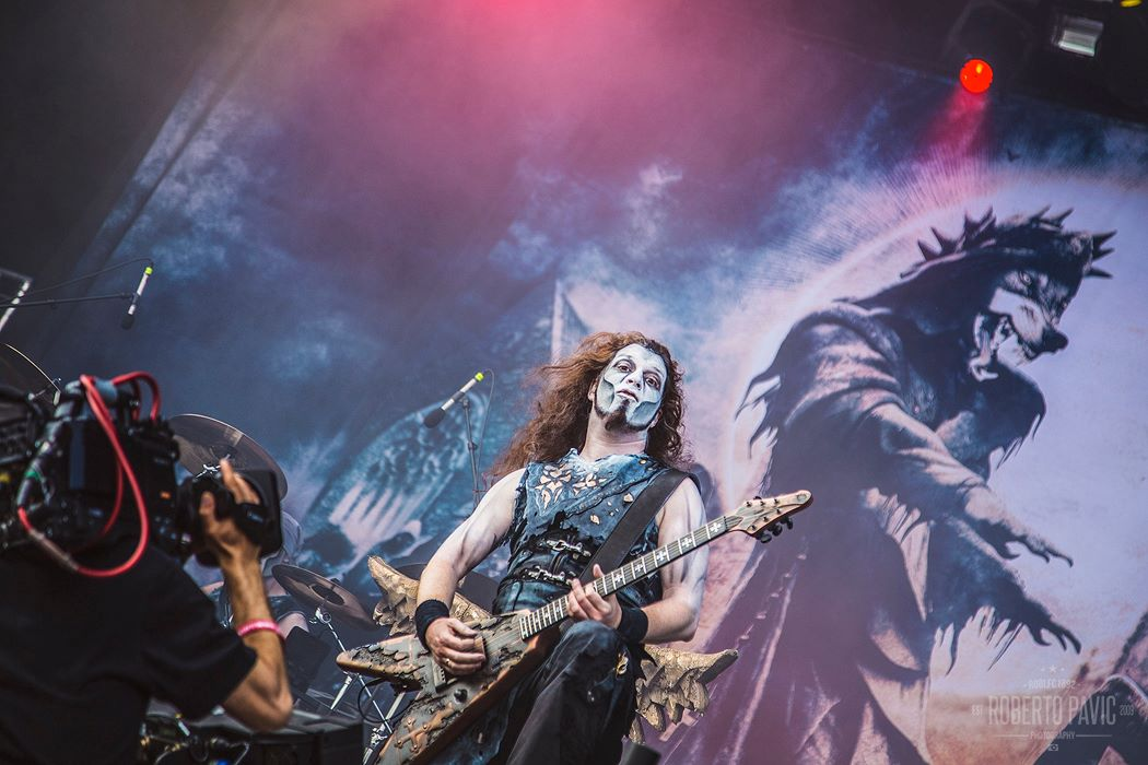 Powerwolf Rock In Vienna (Foto: Roberto Pavić)