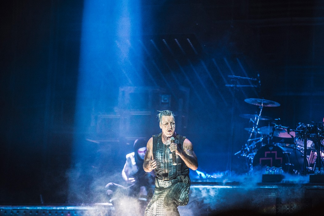 Rammstein na Rock In Vienna