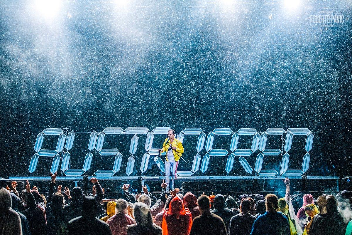 Austrofred na festivalu Nova Rock 2016 (Foto: Roberto Pavić)