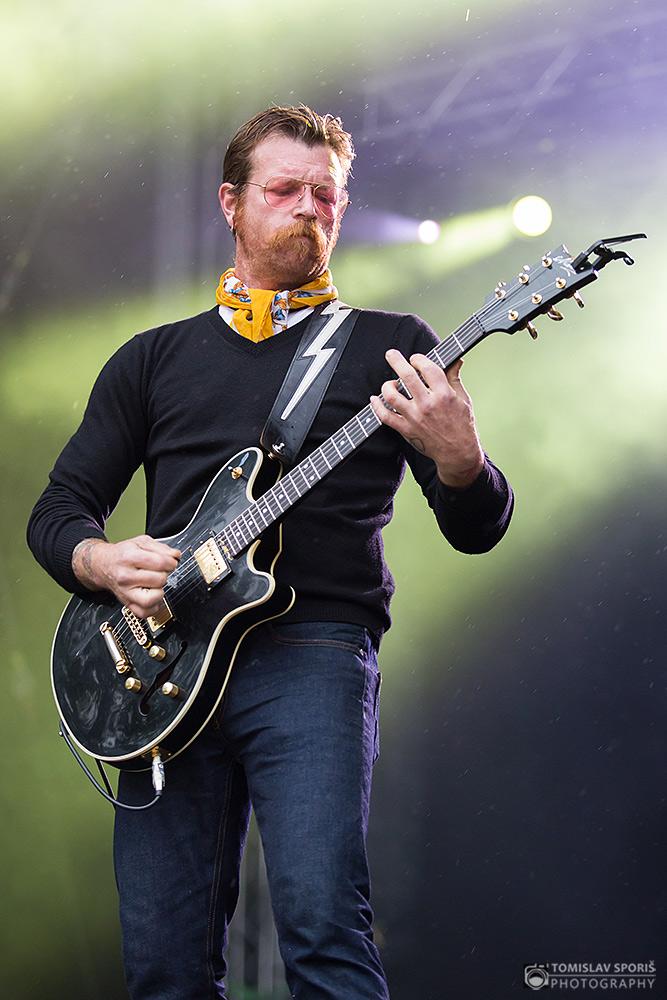 Eagles Of Death Metal na INmusic Festivalu (Foto: Tomislav Sporiš)