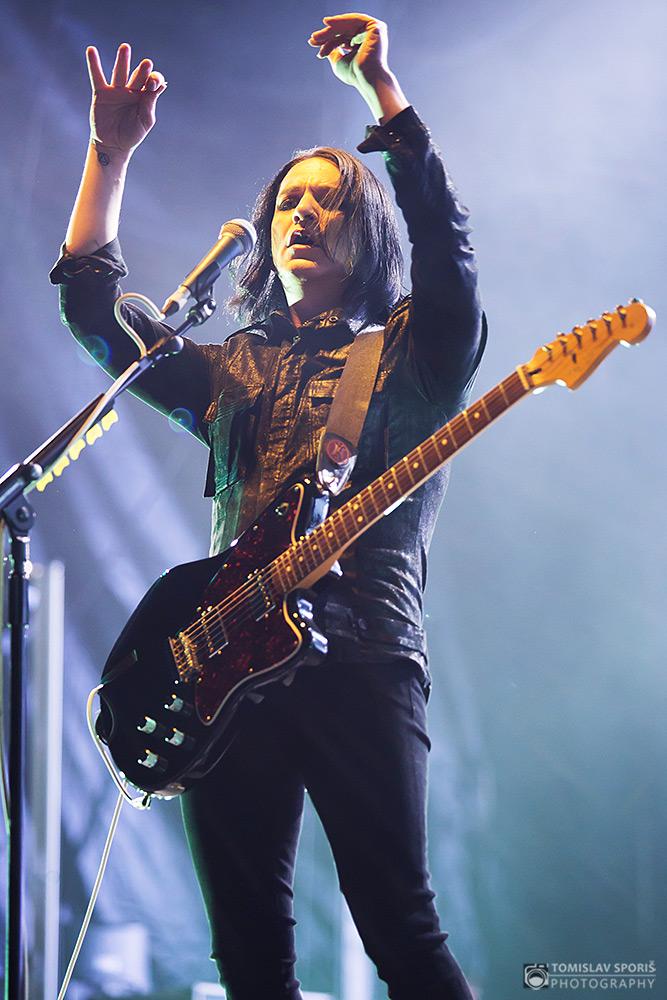 Placebo Placebo na 10. INmusic Festivalu (Foto: Tomislav Sporiš)