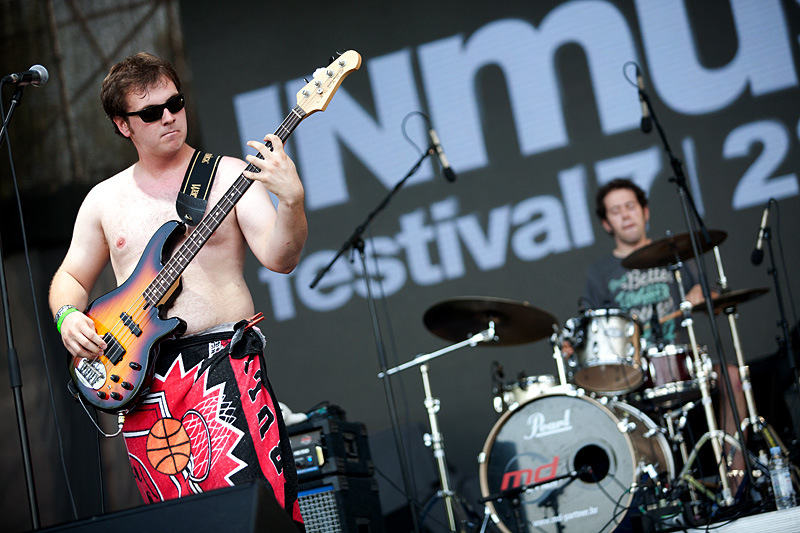 Spremište na INmusic Festivalu (Foto: Tomislav Sporiš)