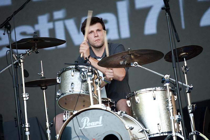 Jam Ritual na INmusic Festivalu (Foto: Tomislav Sporiš)