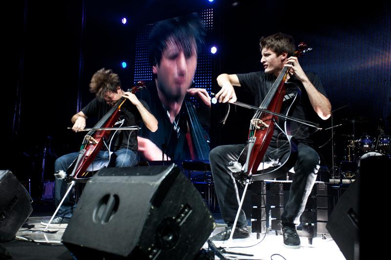 2 Cellos u Areni (Foto: Nino Šolić)