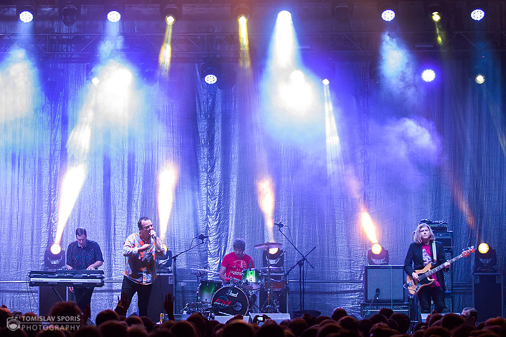 Future Islands na INmusic Festivalu (Foto: Tomislav Sporiš)
