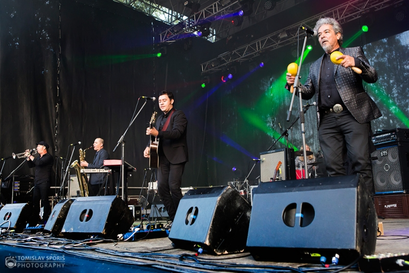 Orkesta Mendoza na INmusic festivalu (Foto: Tomislav Sporiš)