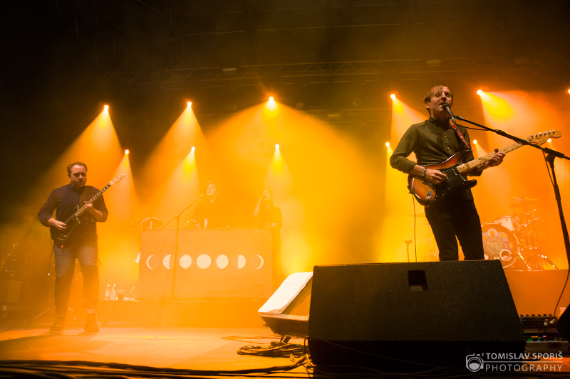 Bombay Bicycle Club  na INmusic festivalu (Foto: Tomislav Sporiš)
