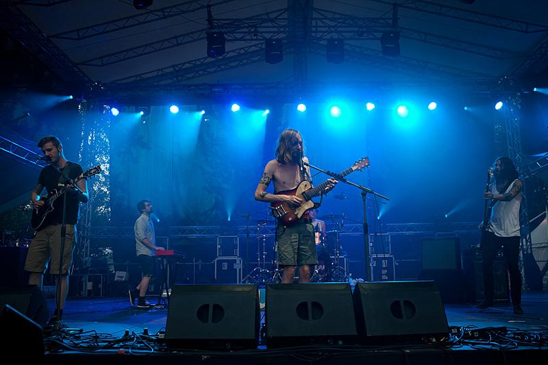 Dry The River na INmusic Festivalu (Foto: Tomislav Sporiš)