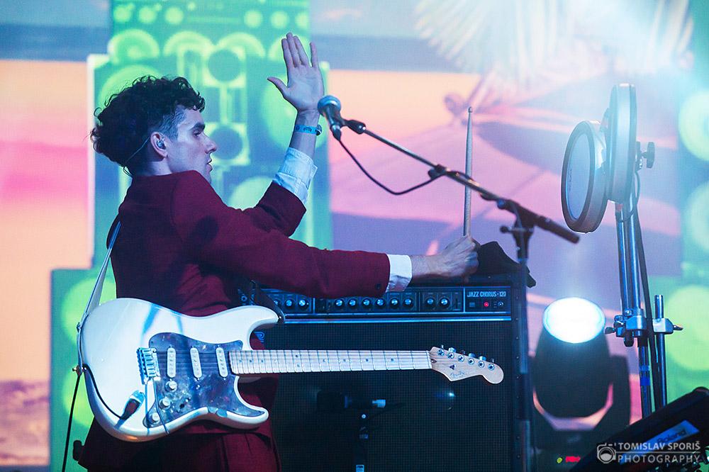 La Roux na INmusic Festivalu (Foto: Tomislav Sporiš)