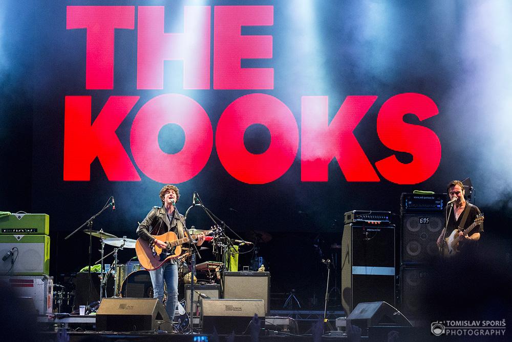 The Kooks na 11. INmusic festivalu (Foto: Tomislav Sporiš)