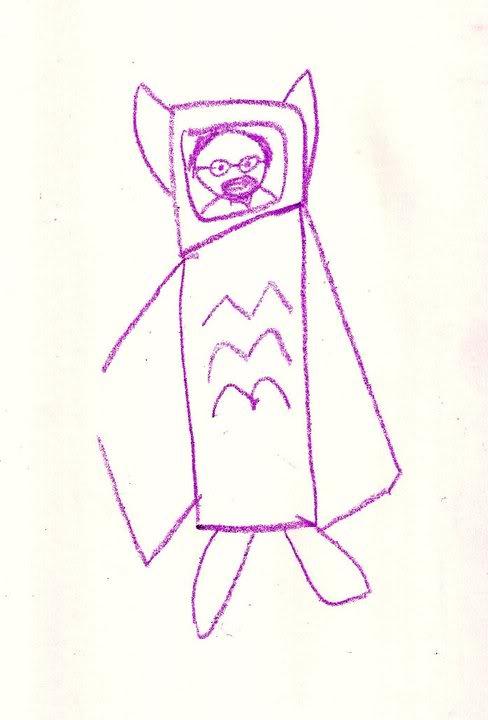 Bryan Lewis Saunders - autoportret, korištena droga: Klonopin (3 mg)