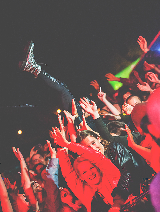 Skunk Anansie na Špancirfestu (Foto: Ksenija Mikor)