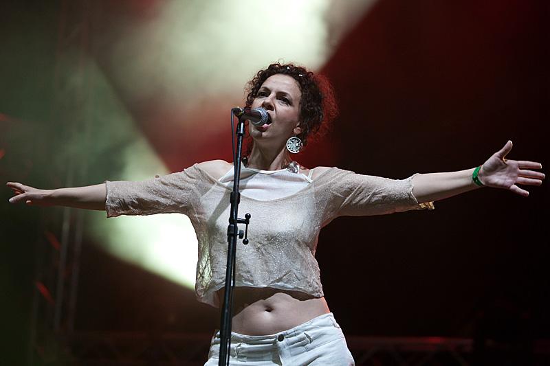 Iness Mezel na INmusic Festivalu (Foto: Tomislav Sporiš)