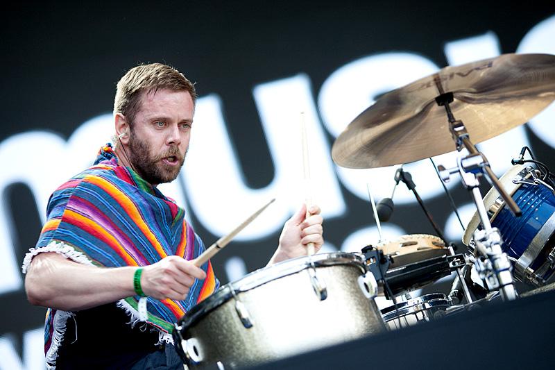 Archie Bronson Outfit na INmusic Festivalu (Foto: Tomislav Sporiš)