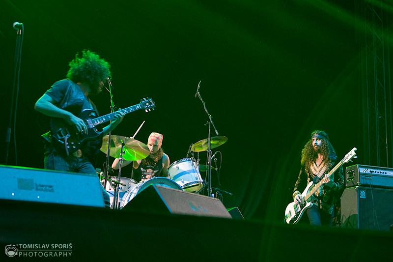 Wolfmother na INmusic festivalu (Foto: Tomislav Sporiš)