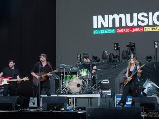 Barns Courtney na INmusic festivalu (Foto: Tomislav Sporiš)