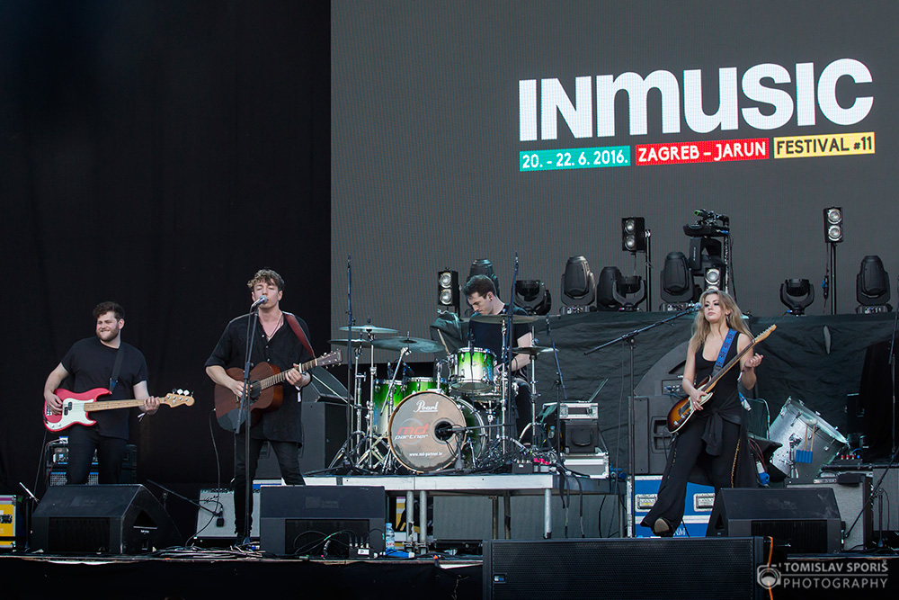 Barns Courtney na INmusic festivalu (Foto: Tomislav Sporiš)