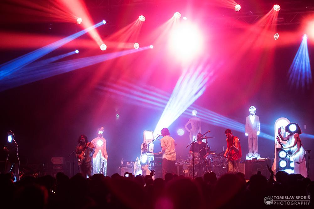 Yeasayer na 11. INmusic festivalu (Foto: Tomislav Sporiš)