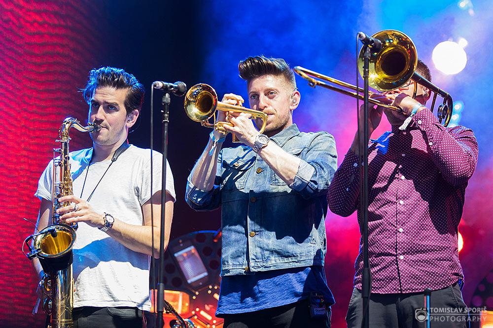 Paolo Nutini na INmusic Festivalu (Foto: Tomislav Sporiš)