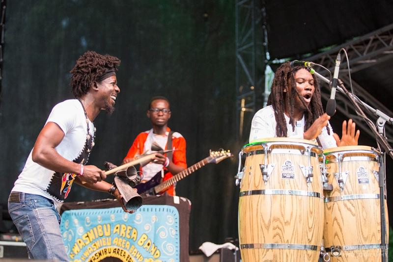 Pat Thomas and Kwashibu Area Band na 11. INmusic festivalu (Foto: Tomislav Sporiš)