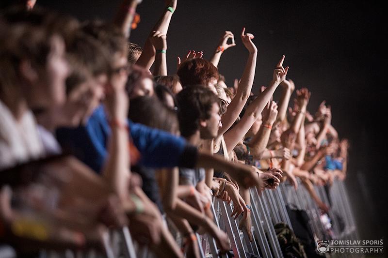 Atmosfera na INmusic festivalu (Foto: Tomislav Sporiš)