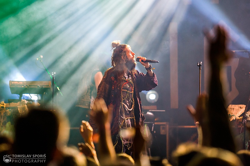 Crystal Fighters na INmusic festivalu (Foto: Tomislav Sporiš)