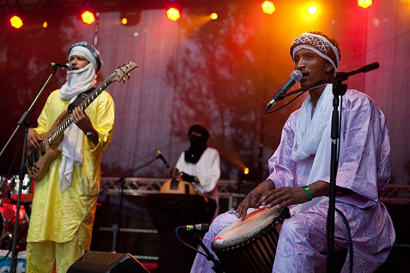 Tamikrest na INmusic Festivalu (Foto: Tomislav Sporiš)