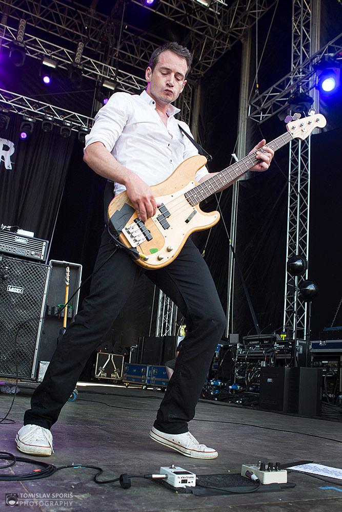 Frank Turner na INmusic Festivalu (Foto: Tomislav Sporiš)