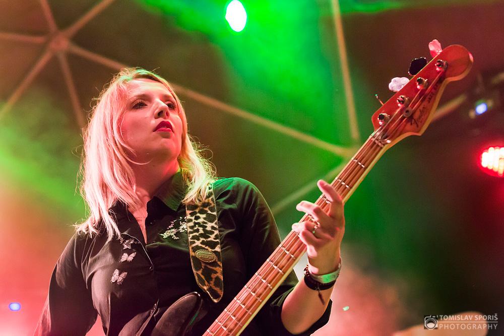The Bambi Molesters na INmusic festivalu (Foto: Tomislav Sporiš)